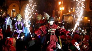 Απόκριες 2018: Μαγευτικό το Βενετσιάνικο καρναβάλι του Ναυπλίου