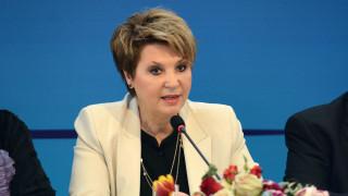 Σφοδρή επίθεση της Ο. Γεροβασίλη στη ΝΔ για την υπόθεση Novartis