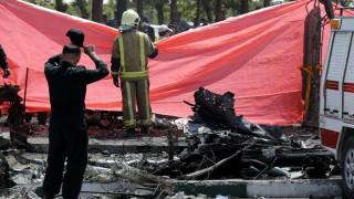 Συντριβή ιρανικού αεροσκάφους: Νεκροί όλοι οι επιβαίνοντες