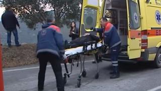 Βίντεο: Η διάσωση των επιβαινόντων του οχήματος που έπεσε σε γκρεμό 70 μέτρων