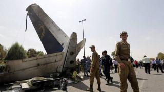 Συντριβή ιρανικού αεροπλάνου: Νέα δεδομένα στην αεροπορική τραγωδία