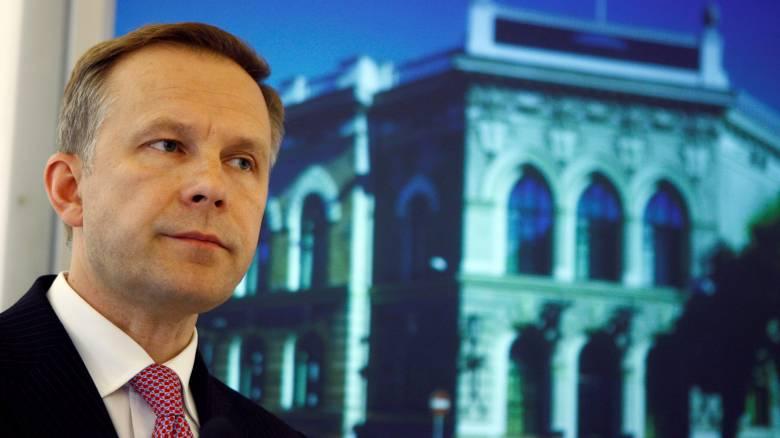 Λετονία: Σύλληψη του Κεντρικού Τραπεζίτη για διαφθορά
