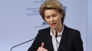 Η Ούρσουλα φον ντερ Λάιεν η επόμενη γενική γραμματέας του ΝΑΤΟ;