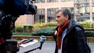 Τσακαλώτος: Η Ελλάδα δεν θα χρειαστεί προληπτική γραμμή στήριξης