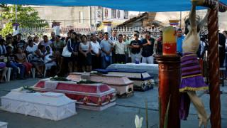 Μεξικό: Στους 14 οι νεκροί από την πτώση ελικοπτέρου