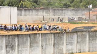 Εξέγερση σε φυλακή στη Βραζιλία: Αίσιο τέλος στην ομηρία υπαλλήλων