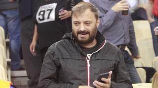 Μίνι επεισόδιο στο καρναβάλι της Καλαμάτας με «πρωταγωνιστή» τον Χρήστο Φερεντίνο