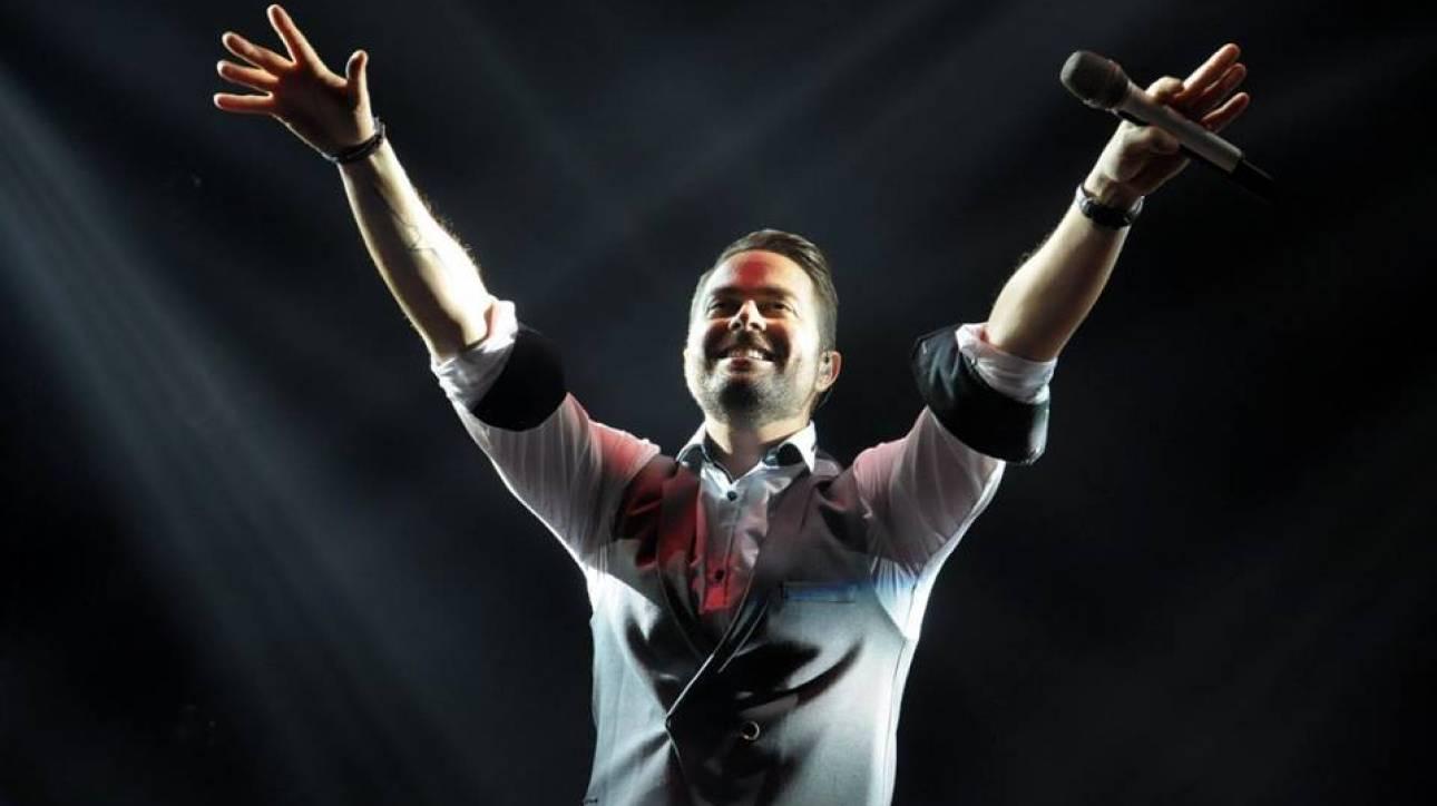 Σε τροχαίο ενεπλάκη ο τραγουδιστής Ηλίας Βρεττός