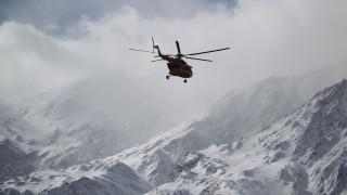 Σύγχυση με τα συντρίμμια του ιρανικού αεροσκάφους