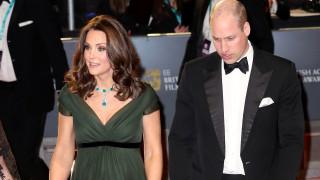 Η ενδυματολογική επιλογή της Κέιτ Μίντλετον στα BAFTA και οι επικρίσεις