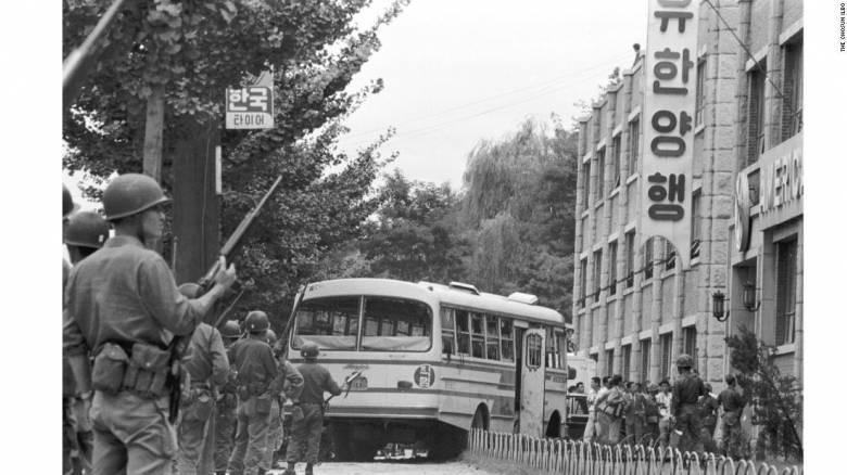 Πώς ένα σχέδιο δολοφονίας του Κιμ Ιλ-σονγκ κατέληξε σε μακελειό