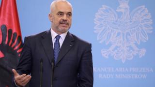 Ράμα: Αλβανία και Κόσοβο πρέπει να έχουν κοινό πρόεδρο