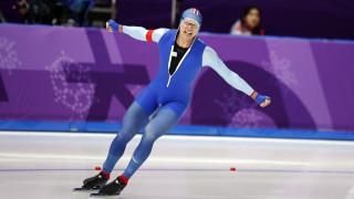 Χειμερινοί Ολυμπιακοί Αγώνες 2018: Ολυμπιακό ρεκόρ στα 500 μέτρα του πατινάζ από τον Λόρεντζεν