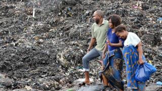 Μοζαμβίκη: 17 άνθρωποι θάφτηκαν στα απορρίμματα μετά από κατολίσθηση