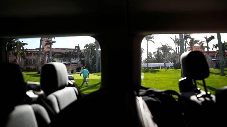 ΗΠΑ: Σύλληψη ένοπλου οδηγού κοντά στην εξοχική κατοικία του Τραμπ στο Μαρ-α-Λάγκο