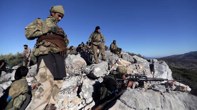 Δεν αλλάζουν τα σχέδια της Άγκυρας - Συνεχίζονται οι στρατιωτικές επιχειρήσεις στο Αφρίν