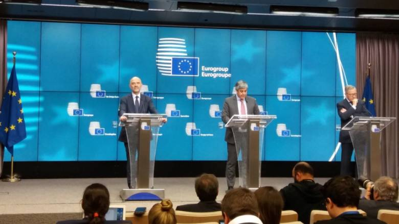 Eurogroup: Στα μέσα Μαρτίου η εκταμίευση της δόσης των 5,7 δισ. ευρώ