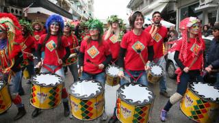 Ολοκληρώθηκαν οι αποκριάτικες εκδηλώσεις στον Τύρναβο