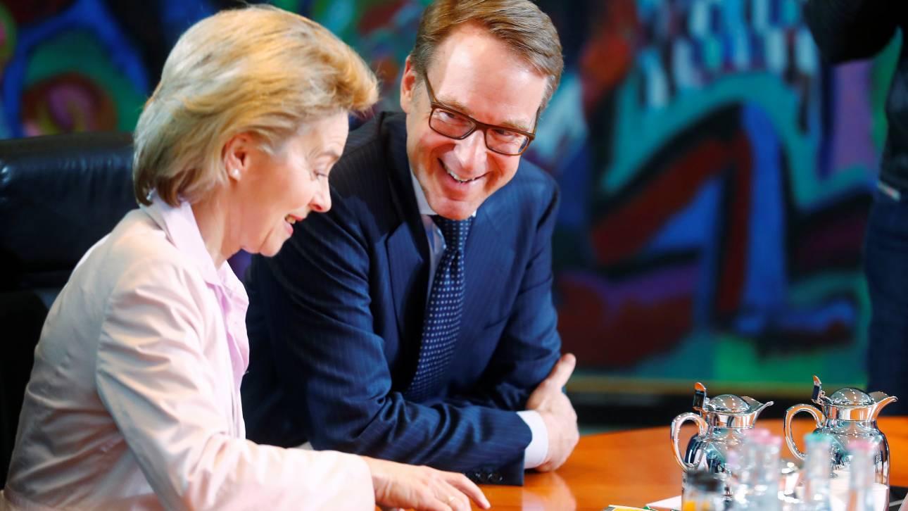 Κοντά στην προεδρία της ΕΚΤ ο Γενς Βάιντμαν σύμφωνα με τον γερμανικό Τύπο