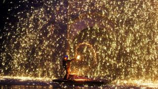 Οι Κινέζοι γιορτάζουν το Νέο Έτος της Σελήνης