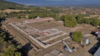O Παρθενώνας της Μακεδονίας μας υποδέχεται: πρεμιέρα στο κοινό για το ανάκτορο των Αιγών