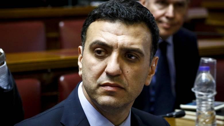 Κικίλιας: Άριστα δέκα ο κ. Τσίπρας στις σκευωρίες αλλά κόβεται στα εθνικά