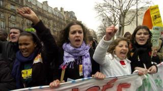 Καταγγελίες για σεξουαλικές επιθέσεις σε φοιτητικό συνδικάτο της Γαλλίας
