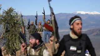 Στην πόλη Αφρίν δυνάμεις που πρόσκεινται στη Δαμασκό