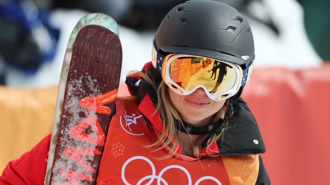 Χειμερινοί Ολυμπιακοί Αγώνες 2018: Η αλλόκοτη ιστορία μιας «κακής» σκιέρ που έφτασε μέχρι το τέλος!