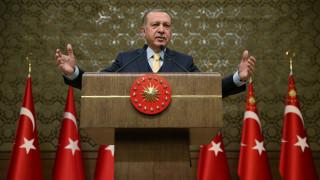 Ερντογάν: Οι δυνάμεις που μπήκαν στην Αφρίν είναι τρομοκράτες και θα πληρώσουν βαρύ τίμημα