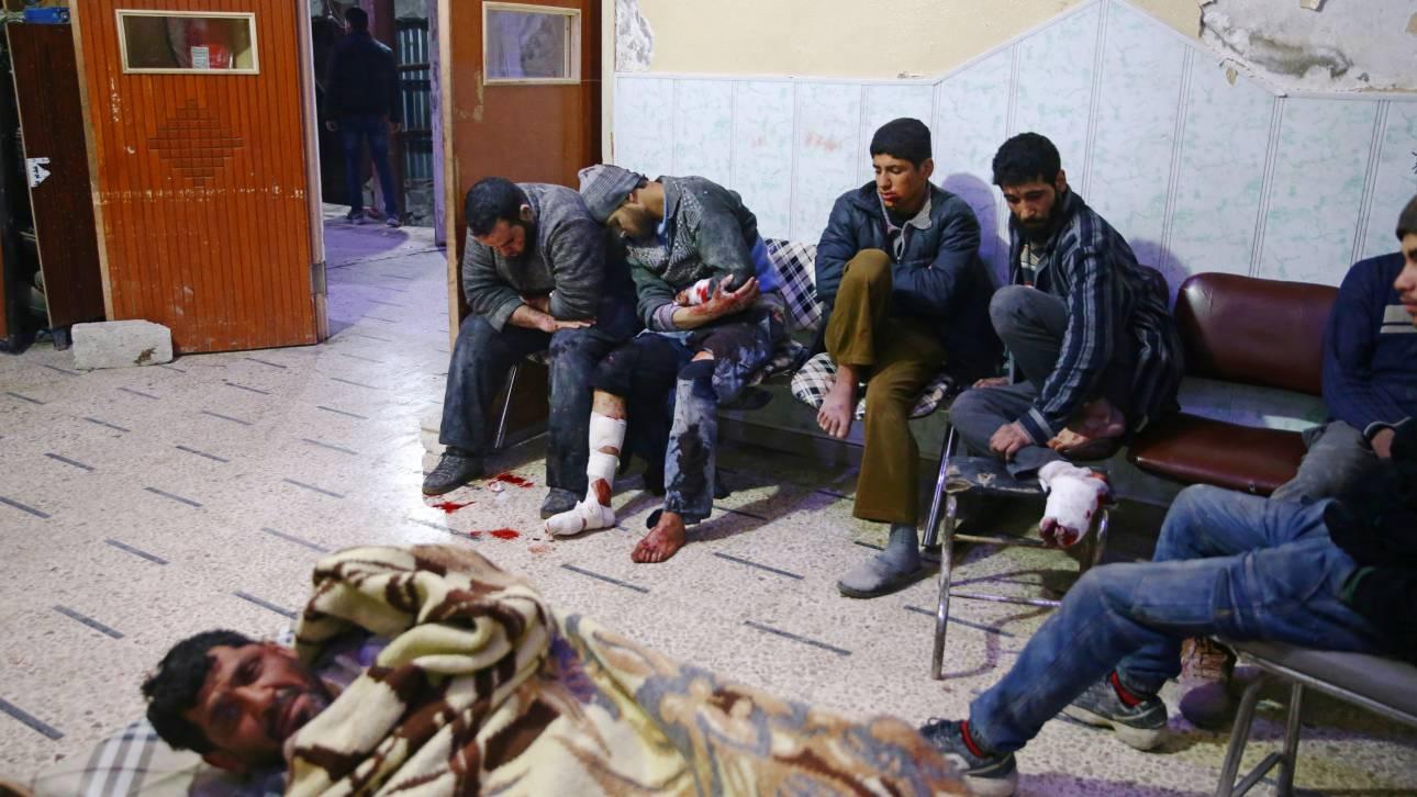 Ανατολική Γούτα: 250 άμαχοι νεκροί τις τελευταίες 48 ώρες