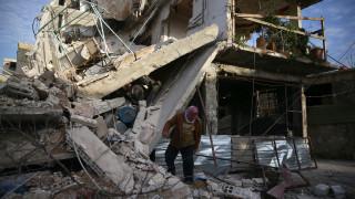 «Έντονη ανησυχία» από το Στέιτ Ντιπάρτμεντ για τους βομβαρδισμούς στην Ανατολική Γούτα