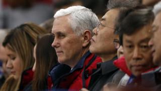 Η Βόρεια Κορέα ακύρωσε συνάντηση κορυφαίων αξιωματούχων της με τον Μάικ Πενς