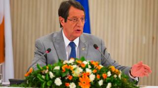 Αναστασιάδης: Οι ενεργειακοί σχεδιασμοί της Κύπρου θα συνεχιστούν