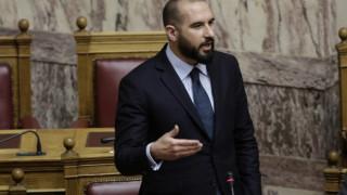 Τζανακόπουλος: Προσχηματική η συμφωνία της ΝΔ στη σύσταση Προανακριτικής Επιτροπής