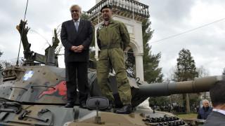 Παυλόπουλος: Εμείς οι Έλληνες ξέρουμε να υπερασπιζόμαστε τα σύνορά μας και την εθνική μας κυριαρχία