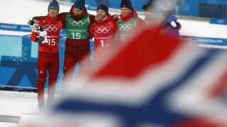 Χειμερινοί Ολυμπιακοί 2018: Νορβηγοί αθλητές εμφανίστηκαν με στολή που έφερε σύμβολα νεοναζισμού