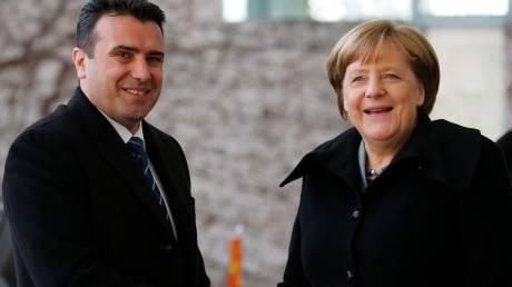 Μέρκελ: Πιο κοντά από ποτέ στην επίλυση του ονοματολογικού της πΓΔΜ