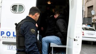 Συλλήψεις στο κέντρο της Αθήνας μετά από αστυνομική επιχείρηση σε οίκους ανοχής