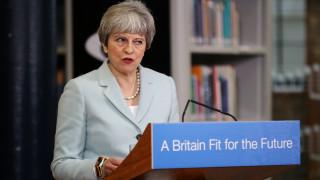 Μέι: Θέλω οι Ευρωπαίοι πολίτες να μείνουν στη Βρετανία μετά το Brexit
