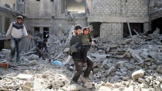 Η Μόσχα αρνείται ότι έχει σχέση με τους δεκάδες θανάτους αμάχων στην Ανατολική Γούτα