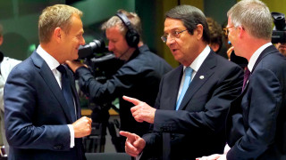 Συναντήσεις του Αναστασιάδη στις Βρυξέλλες με αξιωματούχους της ΕΕ για τις τουρκικές προκλήσεις