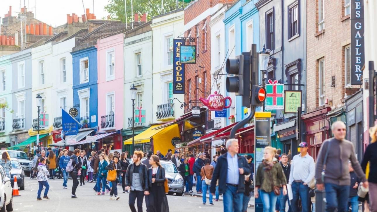 Οι καλύτερες υπαίθριες αγορές του Λονδίνου