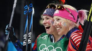 Χειμερινοί Ολυμπιακοί Αγώνες: Στην κορυφή του ομαδικού σπριντ οι ΗΠΑ (pics)