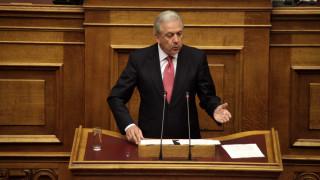 Υπόθεση Novartis: Υπόμνημα κατέθεσε ο Αβραμόπουλος στη Βουλή