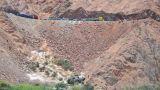 Περού: 44 νεκροί από πτώση λεωφορείου σε φαράγγι