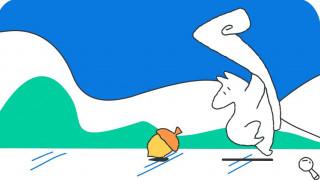 Το σημερινό Doodle της Google για τους Χειμερινούς Ολυμπιακούς Αγώνες