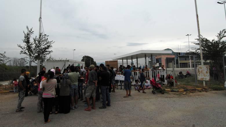 Συμπλοκή με έναν τραυματία στη δομή φιλοξενίας προσφύγων στην Αλεξάνδρεια Ημαθίας