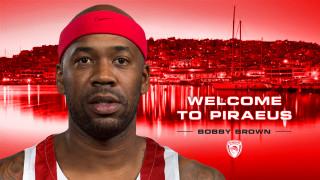 Ολυμπιακός: Ανακοίνωσε Μπράουν
