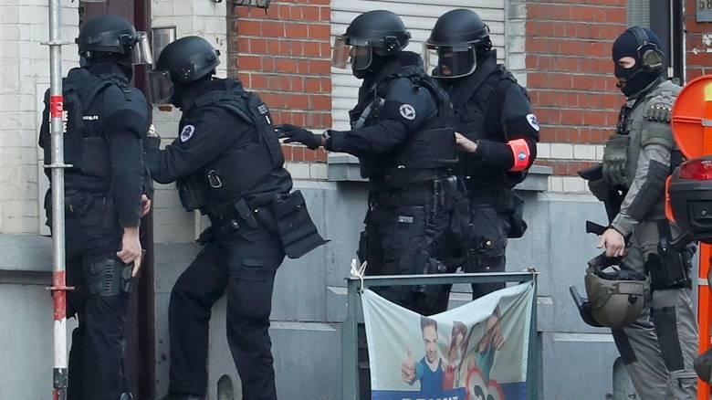Άκυρος ο συναγερμός στις Βρυξέλλες: Δεν υπάρχει ένοπλος